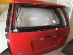 Дверь багажника. Toyota Corolla Fielder, NZE121