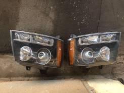 Фара. Chevrolet Tahoe, GMT, 900, GMT900