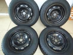 Колеса 185/65 R14 Kleber Kapnor 5 + диски Тойота 5*100. 6.0x14 5x100.00 ЦО 54,1мм.