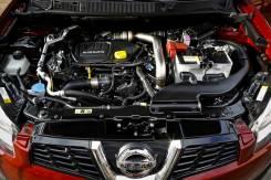 Двигатель в сборе. Nissan Qashqai Двигатели: K9K, MR20DE, M9R, HR16DE. Под заказ