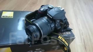 Nikon D3300 Kit. 20 и более Мп