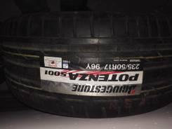 Bridgestone Potenza S001. Летние, 2013 год, без износа, 4 шт