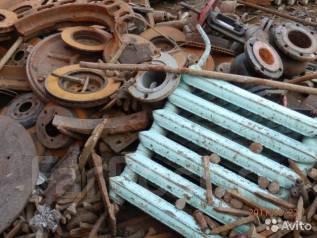 Вывезу любой металлолом, ванны, радиаторы, трубы и другое железо