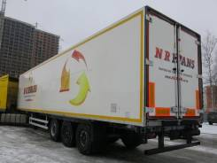Chereau. Рефрижератор 2007г. ThermoKing SL-200e., 35 000 кг.