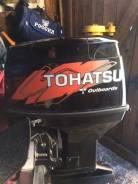 Tohatsu. 50,00л.с., 2х тактный, бензин, нога S (381 мм), Год: 2008 год