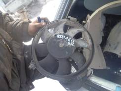 Вентилятор радиатора кондиционера. Audi A6, C5