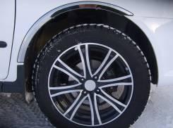 Продам Комплект колес 195*55 R16, 4*100. 6.5x16 4x100.00 ET39 ЦО 54,1мм.