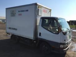 Mitsubishi Canter. Продаётся грузовик митсубиси кантер, 3 000 куб. см., 1 500 кг.