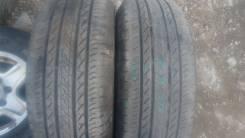 Bridgestone Dueler H/L. Летние, 2015 год, износ: 40%, 2 шт