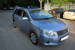 Toyota Corolla Fielder. вариатор, передний, 1.5 (110 л.с.), бензин, 94 000 тыс. км