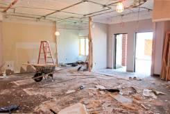 Демонтаж полов, стен и любых других перегородок без пыли. Узбек