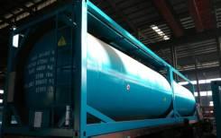 Танк-контейнер Т4, 2017. Танк-контейнер Т4 новый вместимостью 25 м3 для перевозки ГСМ