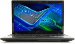 "Acer Aspire 5560G-4333G32Mnkk. 15.6"", 1,9ГГц, ОЗУ 4096 Мб, диск 320 Гб, WiFi, Bluetooth, аккумулятор на 2 ч."