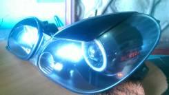 Накладка на фару. Toyota Aristo, JZS161, JZS160