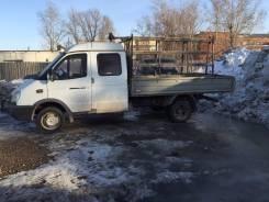 ГАЗ 33023. Газель фермер, 2 400 куб. см., 3 500 кг.