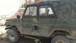 УАЗ 469. механика, 4wd, бензин
