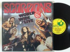 Скорпионз / Scorpions - World Wide Live - DE 2LP 1985 ВСЕ ХИТЫ ТУТ