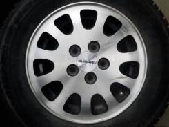 Subaru. 5.0x13, 5x100.00, ET50, ЦО 56,1мм.