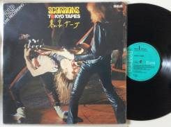 Скорпионс / Scorpions - Tokyo Tapes - DE 2LP 1978 все ранние хиты тут