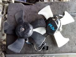 Вентилятор охлаждения радиатора. Mitsubishi Airtrek, CU2W Двигатель 4G63T