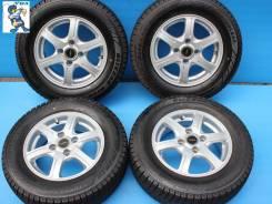 Bridgestone. 4.5x13, 4x100.00, ET35, ЦО 54,1мм.