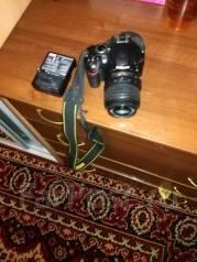 Nikon D3200. 20 и более Мп, зум: 3х