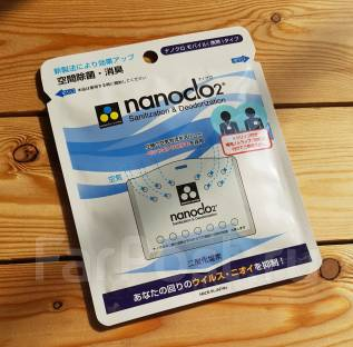 Блокатор вирусов Nanoclo2 / по себестоимости