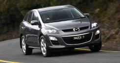 Турбина. Mazda Mazda3 Mazda CX-7 Mazda Mazda6 MPS