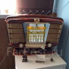 Продается раритетное ламповое радио Звезда 54. Оригинал. Под заказ