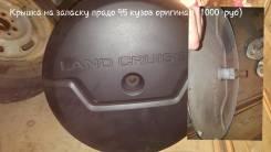 Колесо запасное. Toyota Land Cruiser Prado, VZJ95 Двигатель 5VZFE