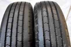 Bridgestone R202. Летние, износ: 10%, 2 шт