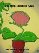 Хищные растения.