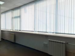 Офис 42 кв. м. - витраж во всю стену | одним кабинетом + два входа. 42 кв.м., проспект Острякова 8, р-н Первая речка