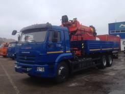 Камаз 65117. Продам КМУ , 7 300 куб. см., 12 000 кг.