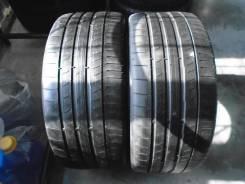 Continental ContiSportContact 5P. Летние, 2012 год, износ: 20%, 2 шт
