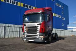 Scania. Тягач Скания R420, 11 700 куб. см., 25 000 кг.