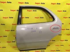 Ручка двери внешняя. Toyota Cresta, JZX91, JZX90, JZX93, GX90, SX90, LX90 Toyota Mark II, GX90, JZX90, LX90, JZX91, JZX93, SX90 Toyota Chaser, SX90, L...