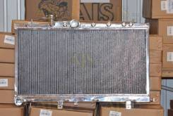 Радиатор охлаждения двигателя. Subaru Legacy Subaru Impreza, GDB, GDA