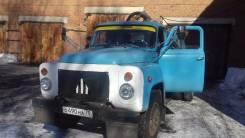 ГАЗ 53. Цистерна, 4 850 куб. см., 6,00куб. м.