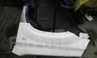 Крыло. Nissan X-Trail, NT31, TNT31 Двигатель QR25