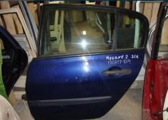 Дверь боковая. Renault Twingo Renault Scenic Renault Megane Двигатели: D4F, K9K, K4M, D7F, F9Q, F4R, K4J, M9R