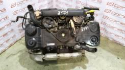 Двигатель в сборе. Subaru Bistro. Под заказ