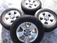 Toyota Hilux Surf. 7.5x17, 6x139.70, ET30, ЦО 106,0мм.