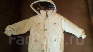 Куртки. Рост: 74-80, 80-86 см