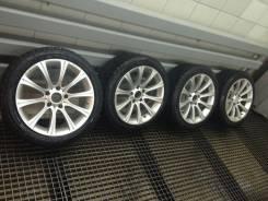 Комплект колес для BMW 5 или 7 серии (е32, е34, е38, е60). 8.0x17 5x120.00 ET20 ЦО 72,6мм.