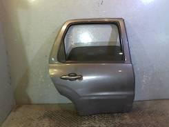 Дверь боковая Mazda Tribute 2001-2007, правая задняя