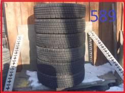 Bridgestone W910. Всесезонные, 2015 год, износ: 5%, 6 шт