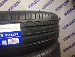 Bridgestone Turanza T001. Летние, 2016 год, без износа, 4 шт