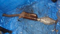 Выхлопная труба. Subaru Forester, SG5, SG