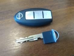 Ключ зажигания. Nissan Teana, J31 Двигатель VQ23DE